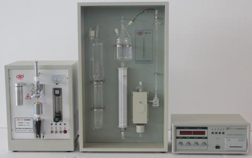 QR-4Z型碳硫分析仪